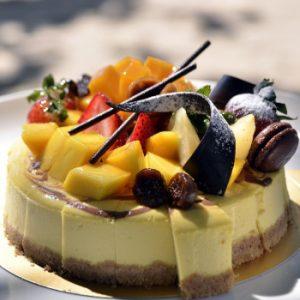 Bild på tårta