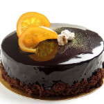 Chokladtårta för tårtbud