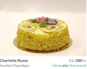 russe tårta
