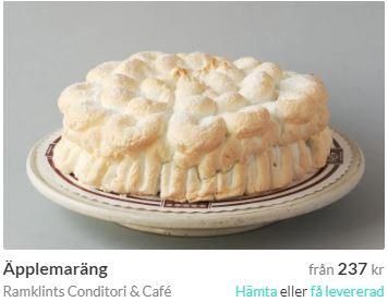 skicka tårta i lund
