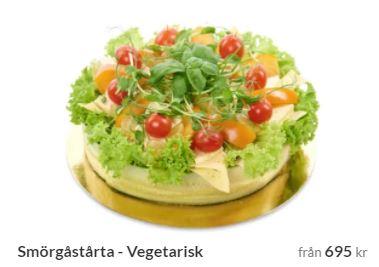 vegetarisk smörgåstråta thelins