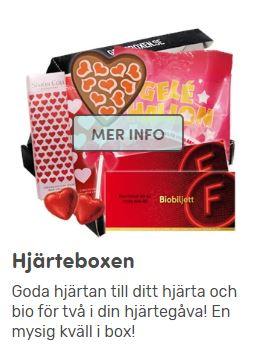 hjärtebox
