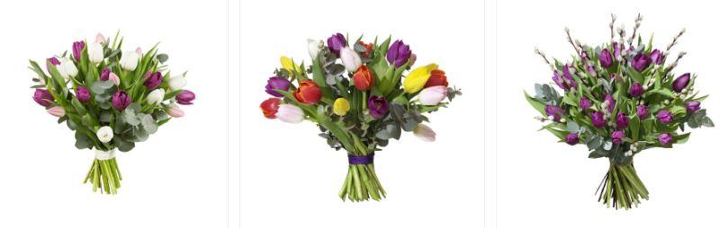 skicka blommor i stockholm med interflora