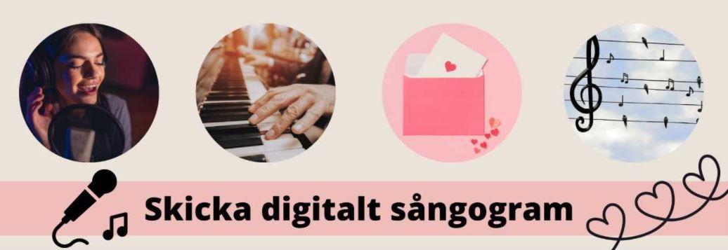 digitalt sångogram